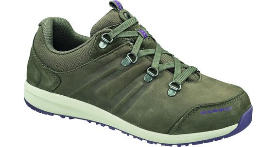 Mammut Chuck Low Shoes Women flint/velvet